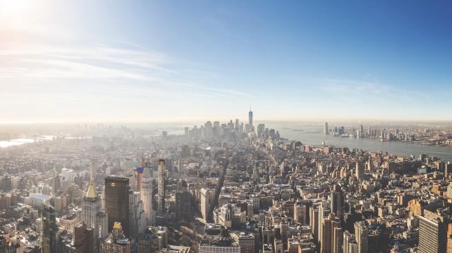 new-york-city-skyline-stock-photo